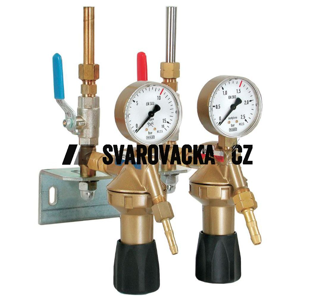 Redukční ventil  AIR 4 BAR LINEMASTER